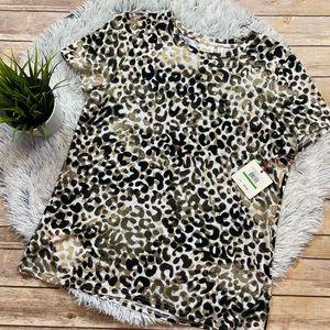 Rafaella short sleeve shirt size L